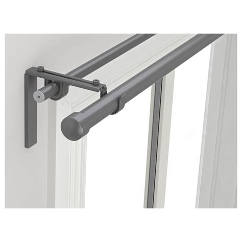 curtain rods ikea 1000 ideas about double curtain rods on pinterest
