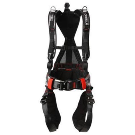 Most Comfortable Safety Harness by Gorilla Introduces New G30 Safety Harness News