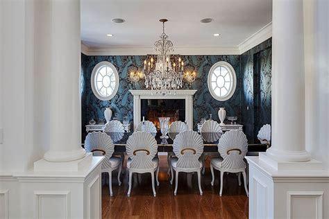 Black Dining Room Hutch 126 custom luxury dining room interior designs