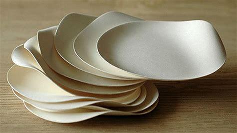 moderne teller woot finger tips woot modern plate design