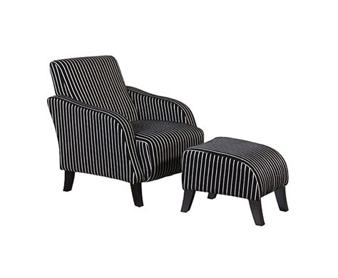 armchair and footstool dundee pinstripe fabric armchair and footstool uk delivery
