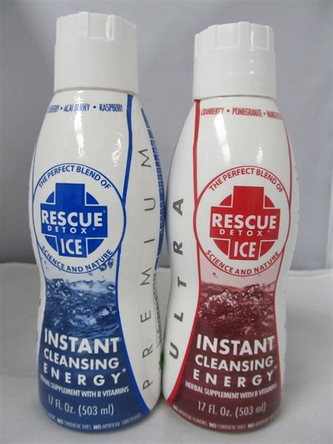 Rescue Detox by Rescue Detox 17oz