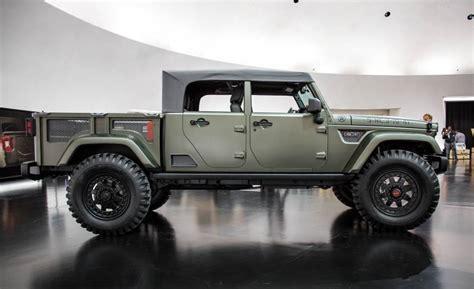 jeep crew chief современная интерпретация kaiser jeep amsrus