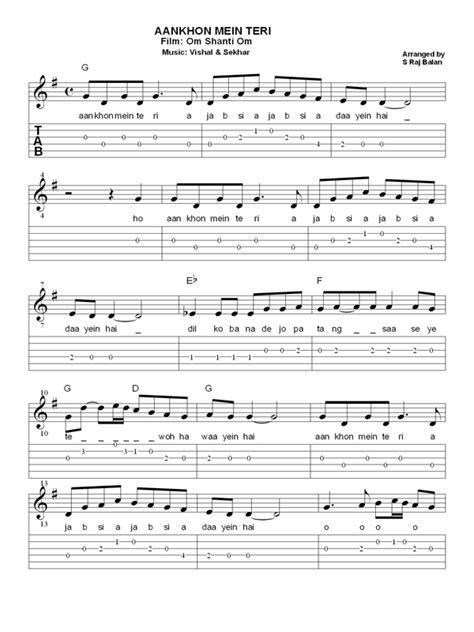 Keyboard/Guitar Book V 1 | | BOLLYWOOD SHEET MUSIC BOOKS