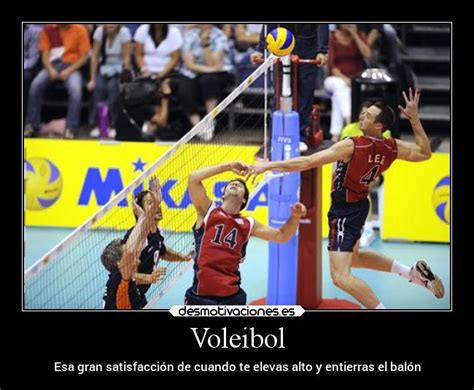 imagenes inspiradoras de voleibol voleibol desmotivaciones