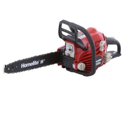 homelite 16 in 42cc gas chainsaw ut10660a the home depot