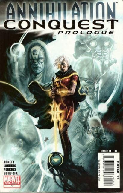 libro annihilation conquest omnibus wraith comics comic vine