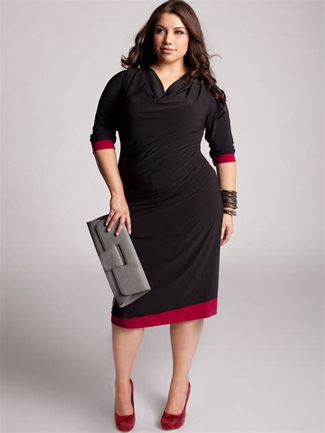 plus size plus size dresses with sleeves dressed up
