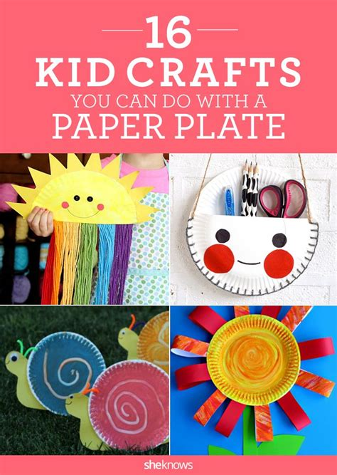 What Can You Make With Paper Plates - 791 best images about paper plate on paper