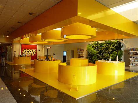 Lego Headquarters by Lego Is Building Its New Headquarters In Denmark Out Of