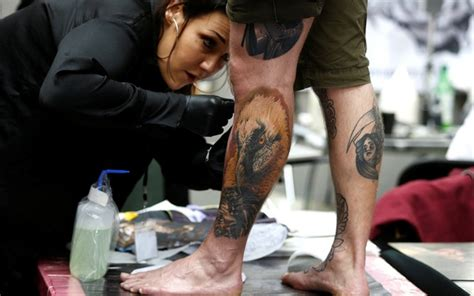 mainstream tattoo tattoos move into cultural mainstream bdnews24