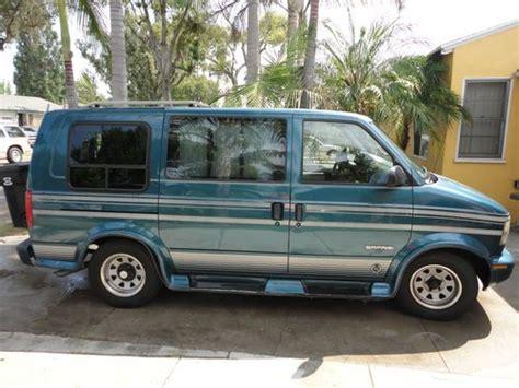 auto air conditioning service 1995 gmc safari windshield wipe control sell used 1995 gmc safari sl extended cargo van 3 door 4 3l in whittier california united
