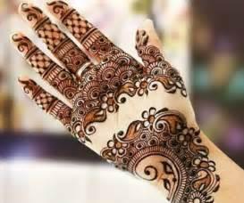 latest mehndi designs to celebrate this eid