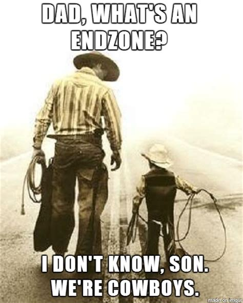 Funny Cowboys Memes - dallas cowboys fans cool pinterest