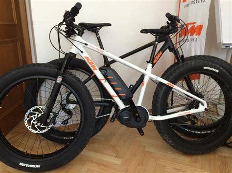 Ktm E Bike Ktm Bike Offers 33 E Bikes Plus This Secret Fatty