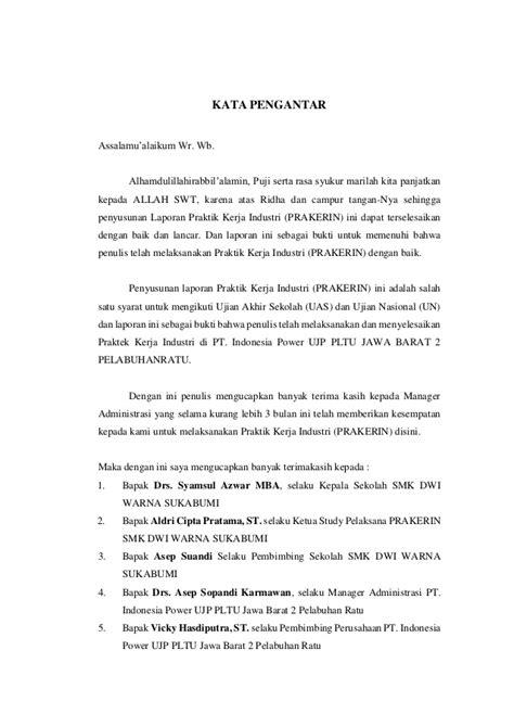 contoh laporan jaringan komputer contoh laporan prakerin
