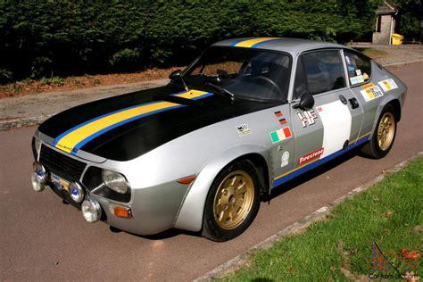 lancia fulvia zagato sport 1600 hf 1972 rally race car