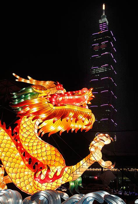 new year parade taipei lantern festival in pictures and style