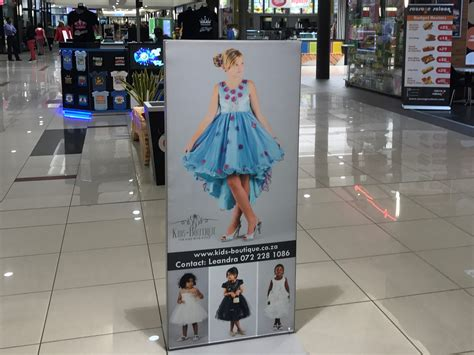 mall reds mall ads implements caign for kids boutique