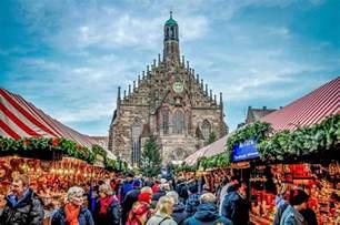 Illuminating Christmas Lights The Snowy Season Of Nuremberg Germany Traveler Corner