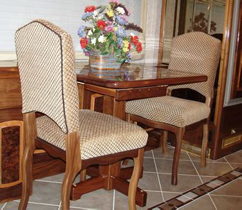 Rv Dining Table And Chairs Bringing Choice Into Existing Rvs Bringing Choice Into