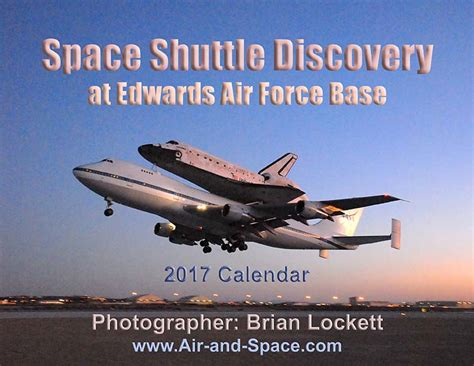 Calendar Sts Air And Space 2017 Aviation Calendars