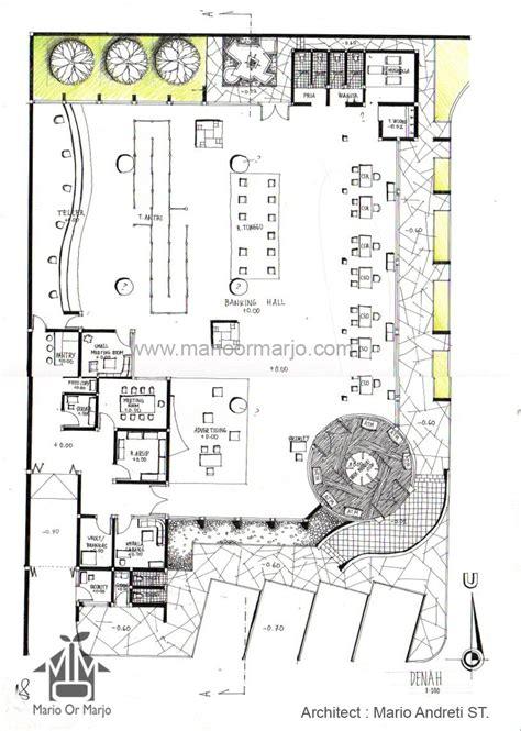 mario andreti architectural works bank mandiri