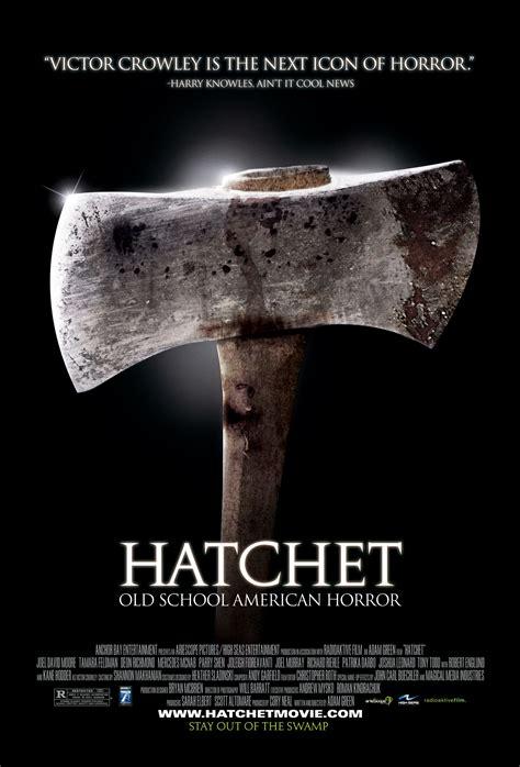 Watch Hatchet 2006 Full Movie Hatchet Movie Theater Website Of Paoladun