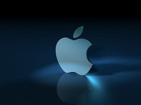 imagenes hd apple blue apple 3d fondos de pantalla hd fondos de