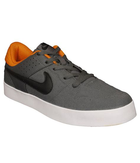 nike grey smart casual shoes price in india buy nike grey