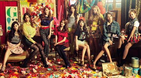 my child girls generation lagu terbaru snsd cetak rekor baru lewat love peace kabar berita