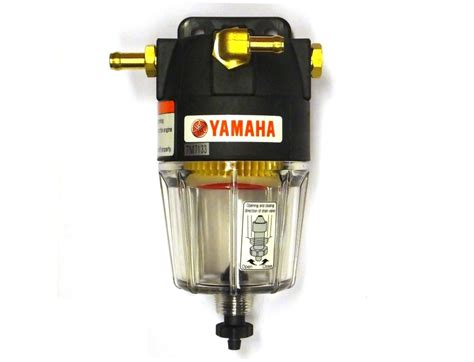 yamaha boat motor fuel filter yamaha water separating fuel filter up to 300hp marine
