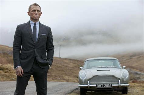 film james bond new skyfall photos