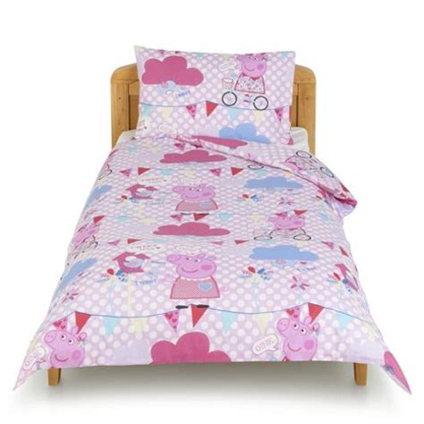 peppa pig bedding peppa pig bedding kids bedding sale uk