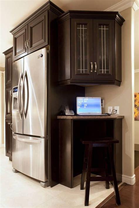 Small Computer Desk For Kitchen Best 25 Kitchen Desks Ideas On Kitchen Office