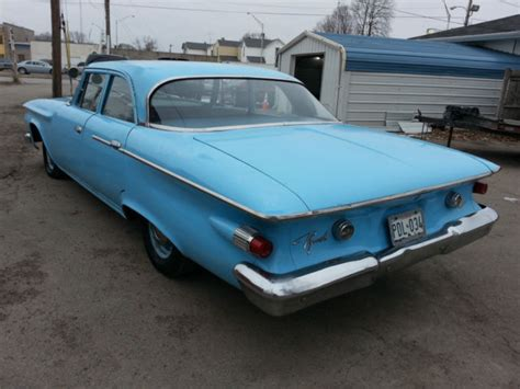 factory plymouth 1961 plymouth belvedere factory air and new interior