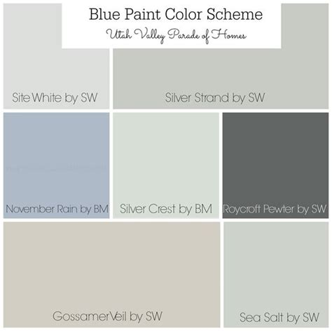 more paint colors from the uv parade of homes my favorite home favorite paint colors