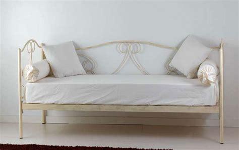 divano letto singolo in ferro battuto divano letto gloria vendita on line di letti in ferro