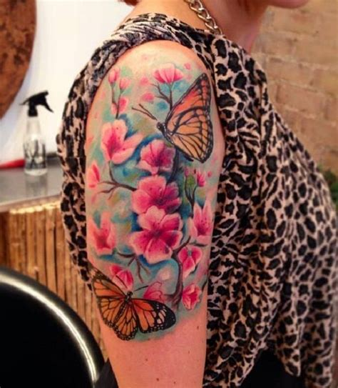 butterfly tattoo sleeve designs 1252 best images about sleeve tattoos on pinterest