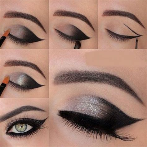 tutorial makeup eyes makeup eye makeup tutorial 2074979 weddbook