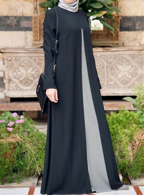 shukr usa  elegant abaya moslem fashion hijab fashion