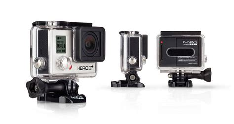 Gopro 3 Plus Silver by Gopro 3 Plus Silver Edition Bargain Unsponsored