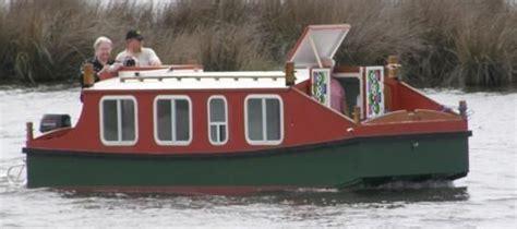 escargot boat plans escargo plans by philip thiel home built floats