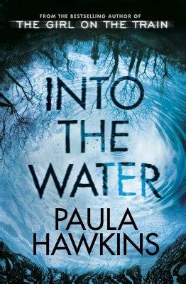 into the water by paula hawkins waterstones