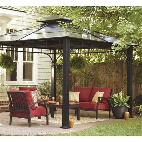 gazebo furniture 25 best collection of gazebo furniture ideas