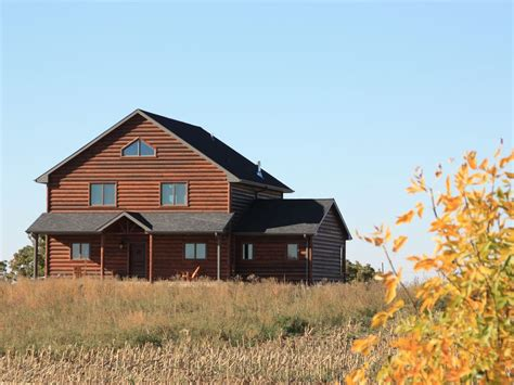 cabin on the big sioux river with a 100 acre vrbo