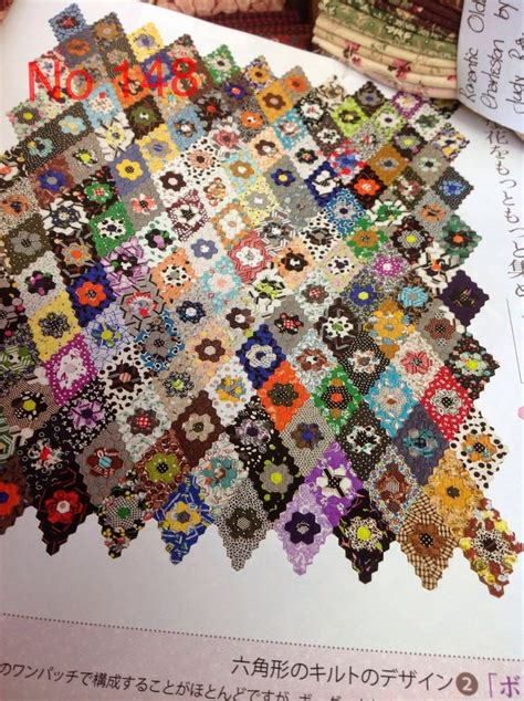 Threadbear Patchwork - 17 best images about paper pieced quilts on