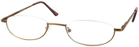 reading glasses half frame rimless www panaust au
