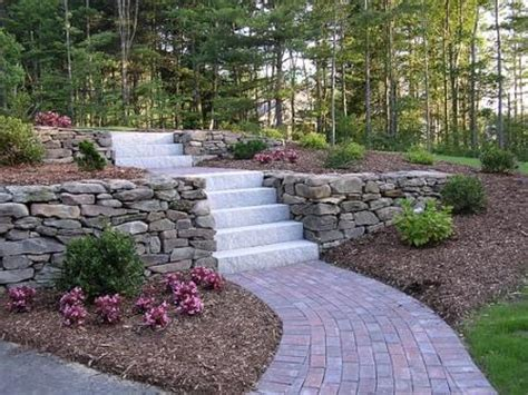 Landscaping Ideas Retaining Wall Hillside Professional Landscaping Services Landscape Solutions