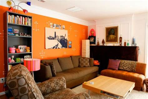 orange living room decor living room design ideas 26 beautiful unique designs